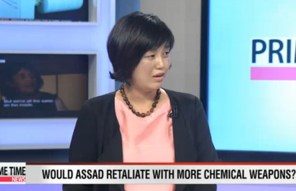 "Jang Ji-Hyang [Arirang TV] ""August 21 chemical weapons attack in Syria"""