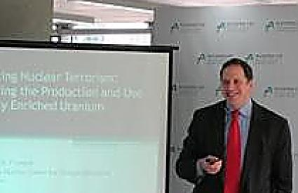 """Miles A. Pomper, """"Preventing Nuclear Terrorism: Minimizing the Production and Use of Highly Enriched"""