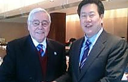 Conversation with Director HAHM at National Committee on American Foreign Policy (NCAFP), New York
