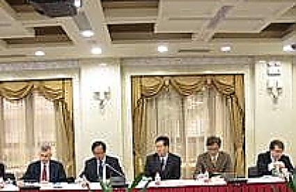 ROK-China-U.S. Trilateral Dialogue