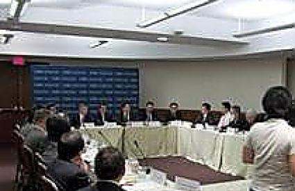 Senior Policy Group Meeting with CSIS