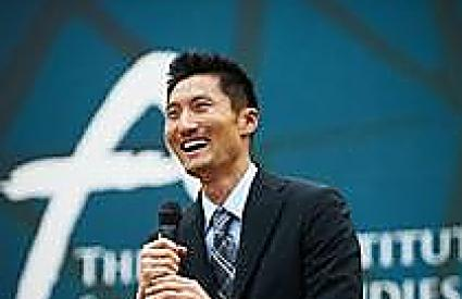 """Yul Kwon """"The Korean American Dream: Finding Success in American Politics and Society"""""""