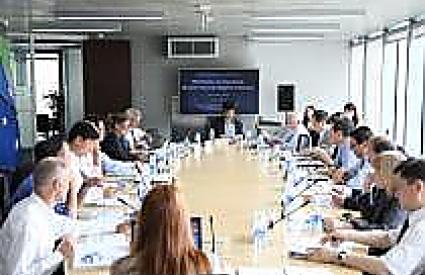 "Nuclear Security Governance Experts Group Workshop on ""Improving Nuclear Security Regime Cohesion"""