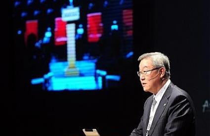 Foreign Minister Kim Sung-Hwan delivers keynote speech for Asan Plenum