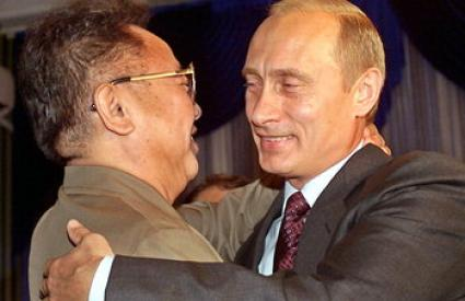 Kim Jong-il can't be persuaded to give up nuclear program