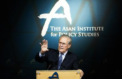 Donald Rumsfeld, ″21st Century Challenges in the Pacific and Beyond″