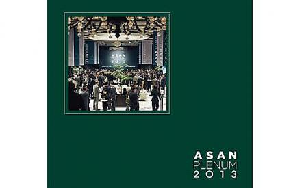 Asan Plenum 2013 Proceedings