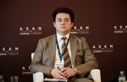 [Asan China Forum 2012] Session 2 – China, Central Asia and the Middle East