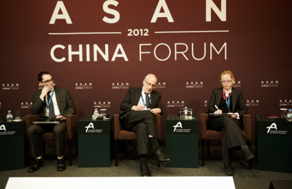 [Asan China Forum 2012] Session 2 – China and Nuclear North Korea
