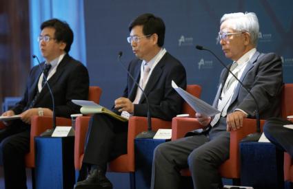 [Asan Plenum 2011] Session1 – Safety of Nuclear Facilities on the Korean Peninsula1