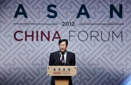 [Asan China Forum 2012] Gala Dinner