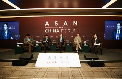 [Asan China forum 2012] Session 1 – China and the ROK-US-Japan Virtual Alliance