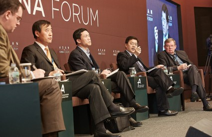 [Asan China Forum 2012] Session 5 – China and East Asian Regional Integration