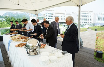 [Asan Plenum 2011] Reception at the Asan Institute