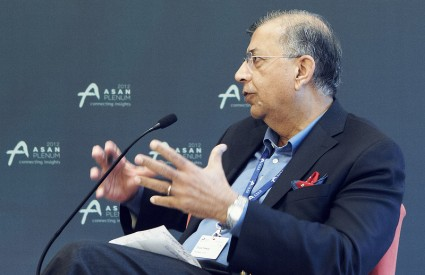 [Asan Plenum 2012] Session 1 – Insurgency and Stability in Afghan and Pakistan after bin Laden