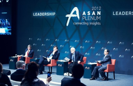 [Asan Plenum 2012] Session 3 – American Foreign Policy in East Asia for Shared Leadership?