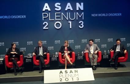 [Asan Plenum 2013] Session 2 – Human Security in North Korea