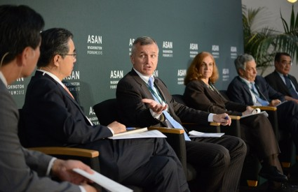 [Asan Washington Forum 2013] Day2_Session 6 – Korea between US and China