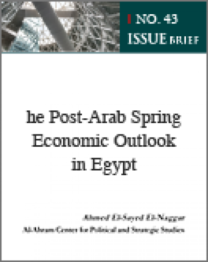 The Post-Arab Spring Economic Outlook in Egypt
