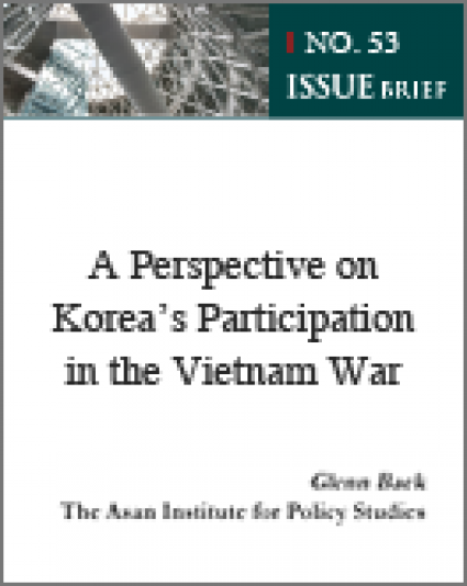 A Perspective on Korea's Participation in the Vietnam War