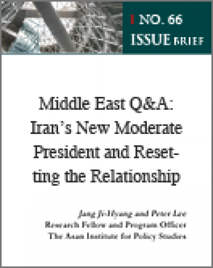 Middle East Q&A: Iran's New Moderate President and Resetting the Relationship