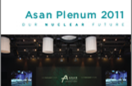 Asan Plenum 2011_Proceedings