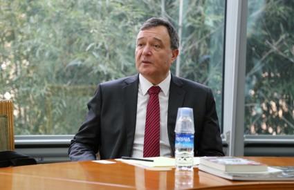 Visit by H.E. Uri Gutman, Israeli Ambassador to the Republic of Korea