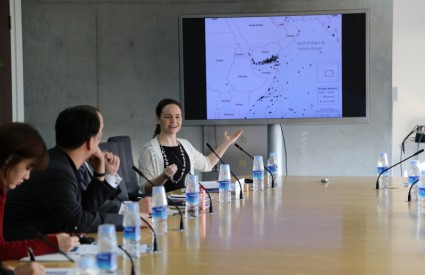 "Bridget Coggins, ""Maritime Piracy in Northeast Asia: Assessing Costs and Enhancing Security"""