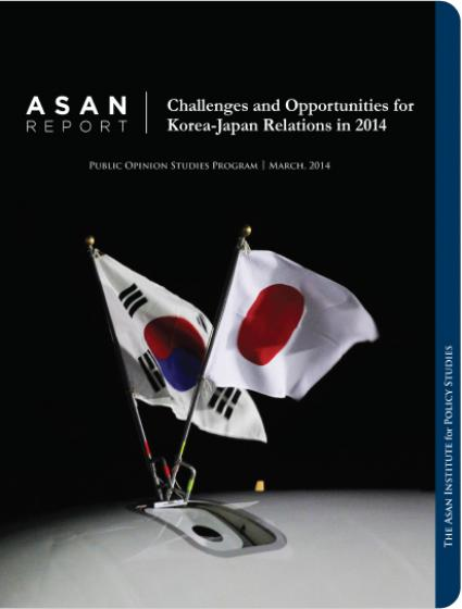Challenges and Opportunities for Korea-Japan Relations in 2014