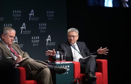 "[Asan Plenum 2014] Session 4 – ""US-China Strategic (Dis)trust"""