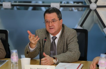 Yves Rossier, State Secretary of the Swiss Foreign Ministry