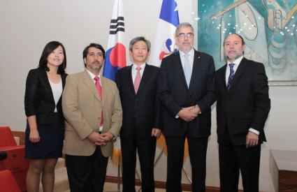 Chilean-Korean Study Center Program (ChKSCP)