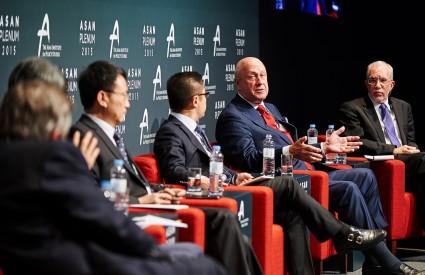 "[Asan Plenum 2015] Plenary Session 3 – ""G2 or G1? U.S.-China Relations"""