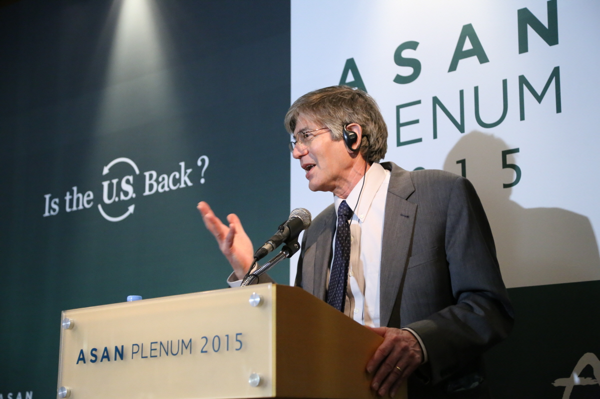 [Press Conference] James Steinberg (1)