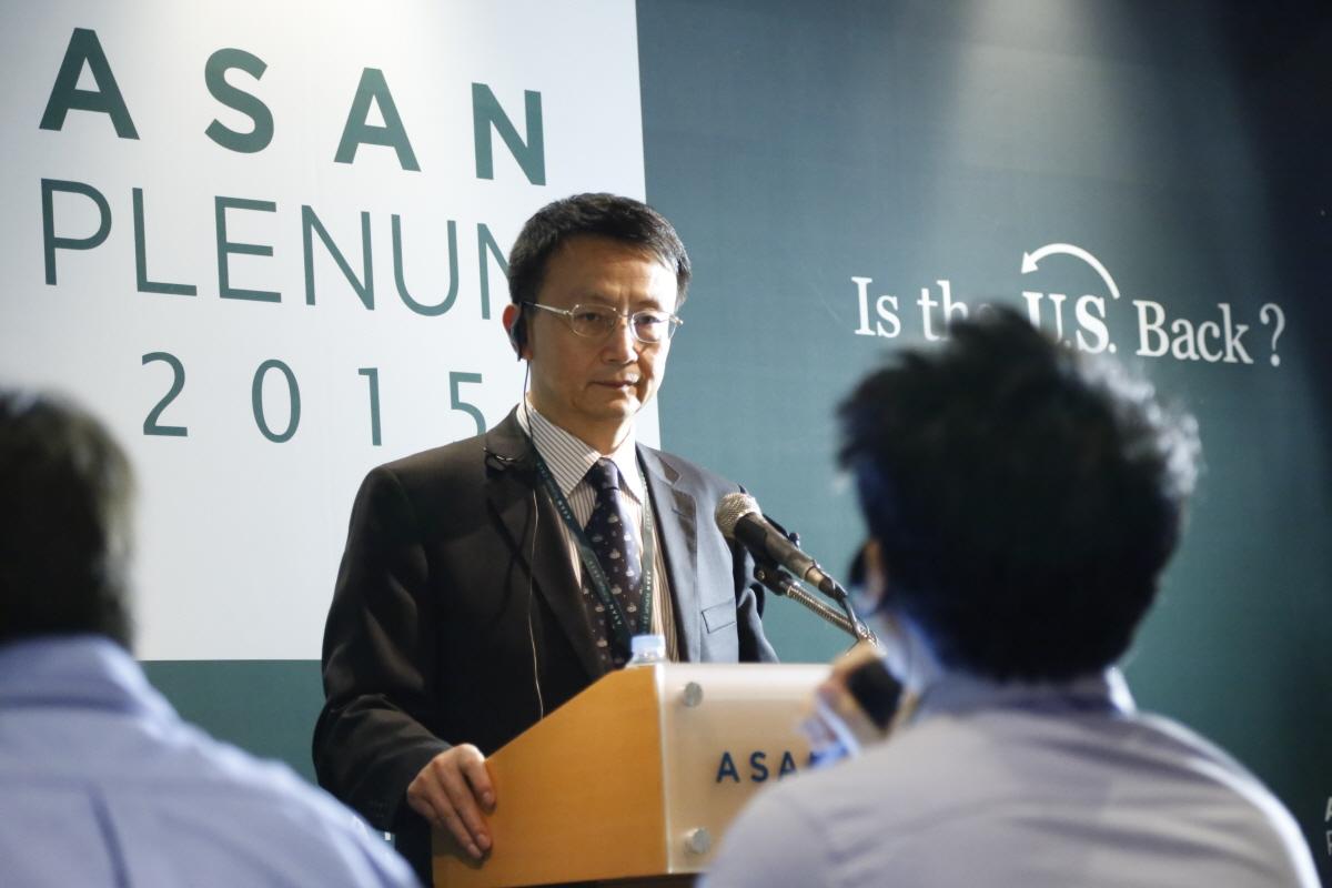 [Press Conference] Jia Qingguo (2)