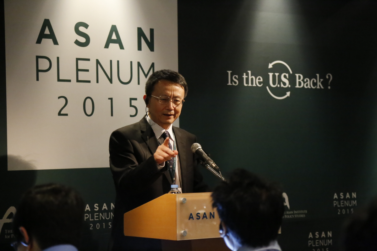 [Press Conference] Jia Qingguo (4)