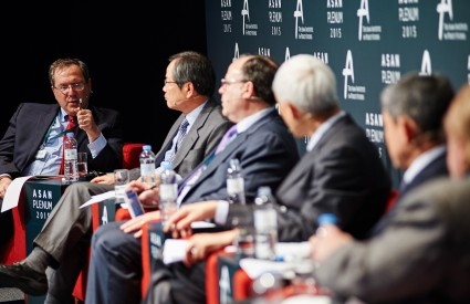 "[Asan Plenum 2015] Plenary Session 4 – ""Korean Peninsula: The End Game?"""