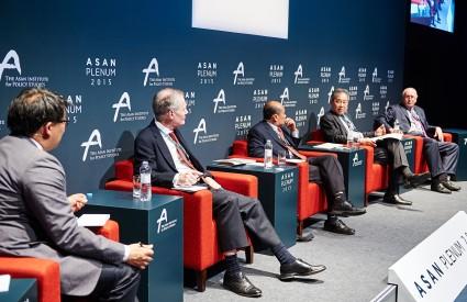 "[Asan Plenum 2015] Session 1 – ""Geopolitics of Shale"""