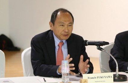 "Francis Fukuyama, ""American Politics and Democratic Decay"""