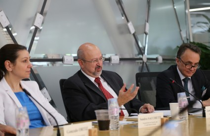 "Amb. Lamberto Zannier, ""European Experiences and Lessons for Northeast Asian Regional Security"""