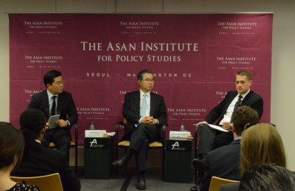 "Asan D.C. Office Seminar, ""The ROK-US Alliance:  Facing Missile and Nuclear Threats on the Korean Peninsula"""