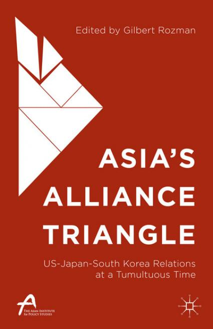 Asia's Alliance Triangle: US-Japan-South Korea Relations at a Tumultuous Time