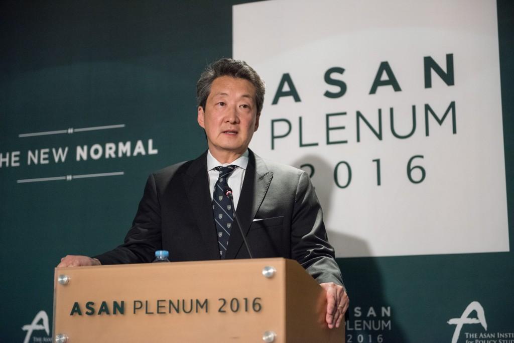 [Asan Plenum 2016] Victor Cha (1)
