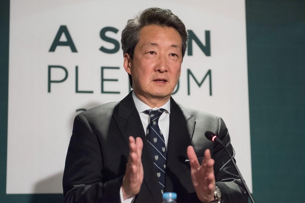 [Asan Plenum 2016] Victor Cha (5)