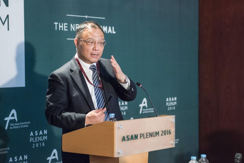 [Asan Plenum 2016] Zhu Feng(2)