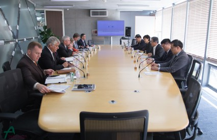Roundtable with Threat Reduction Advisory Committee