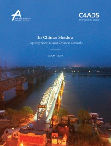 [Asan Institute] In China's Shadow_표지