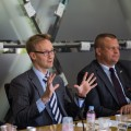 Asan Roundtable with<br />the Ministry for Foreign Affairs of Finland Delegation