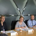 Roundtable with Diplomats of Nordic Countries in Seoul