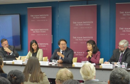 Asan DC Seminar, The Asian Research Network: Survey on America's Role in the Indo-Pacific